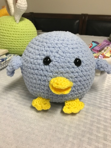 SnuggleBuddie poof Duckie
