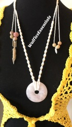 PI Stone- Munay KI Necklace