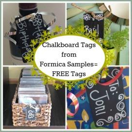 Chalkboard+Formica+tags