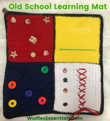 W.EOldSchoolLearningMat1