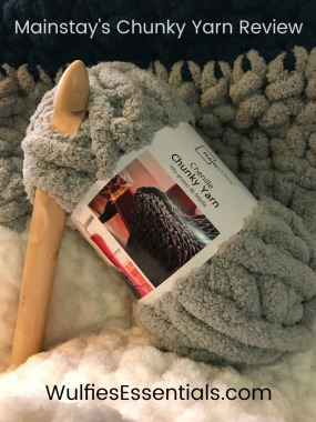 Mainstay's Chunky Yarn Review – WulfiesEssentials