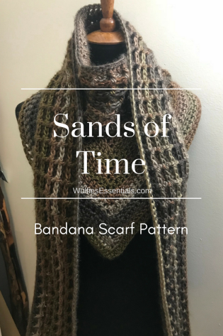 W.ESandsofTimeBandanaScarf