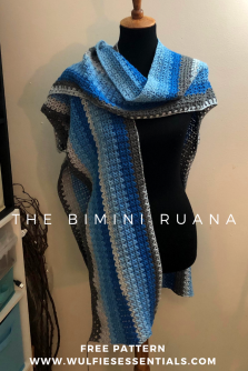 The Bimini Ruana Pattern