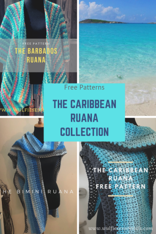 The Caribbean Ruana Collection