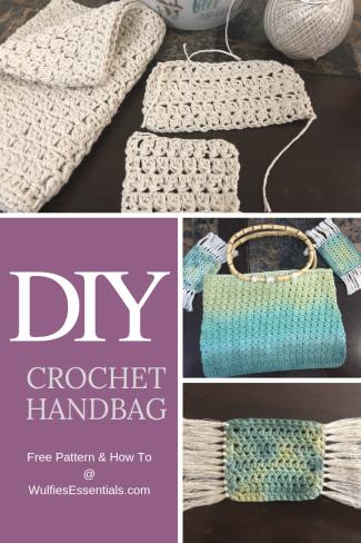 TheDIYCrochet Handbag