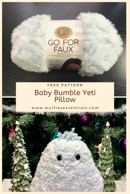 Free Pattern BabyBumbleYeti