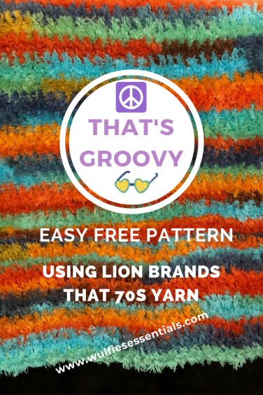 That's Groovy Free Pattern
