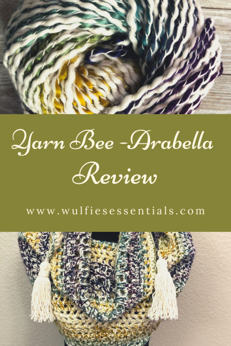Yarn Bee Arabella